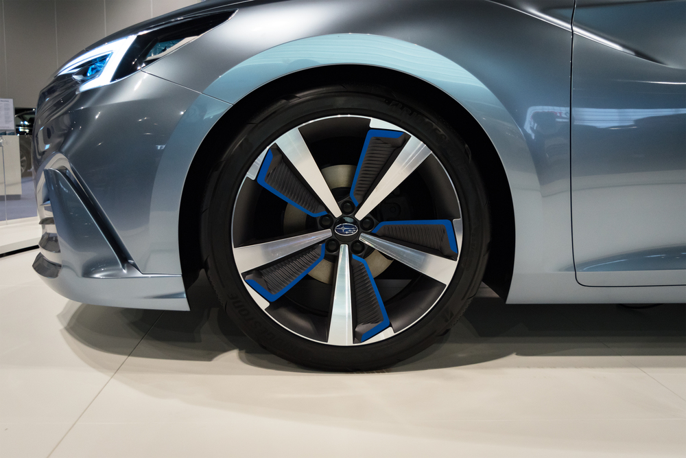 Subaru Prototype Wheel