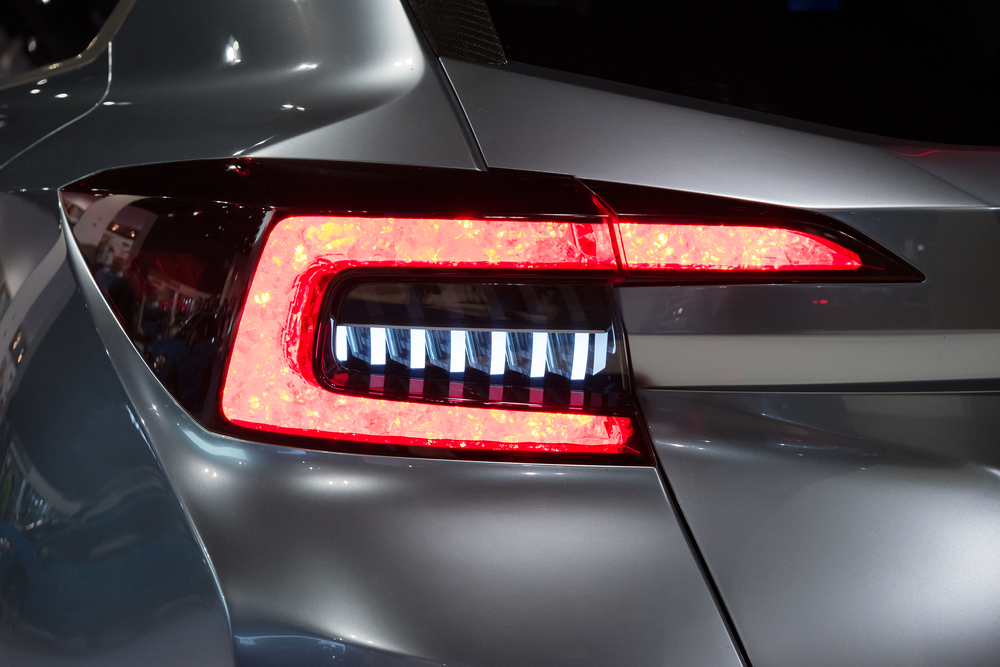 Subaru Prototype Tail Light