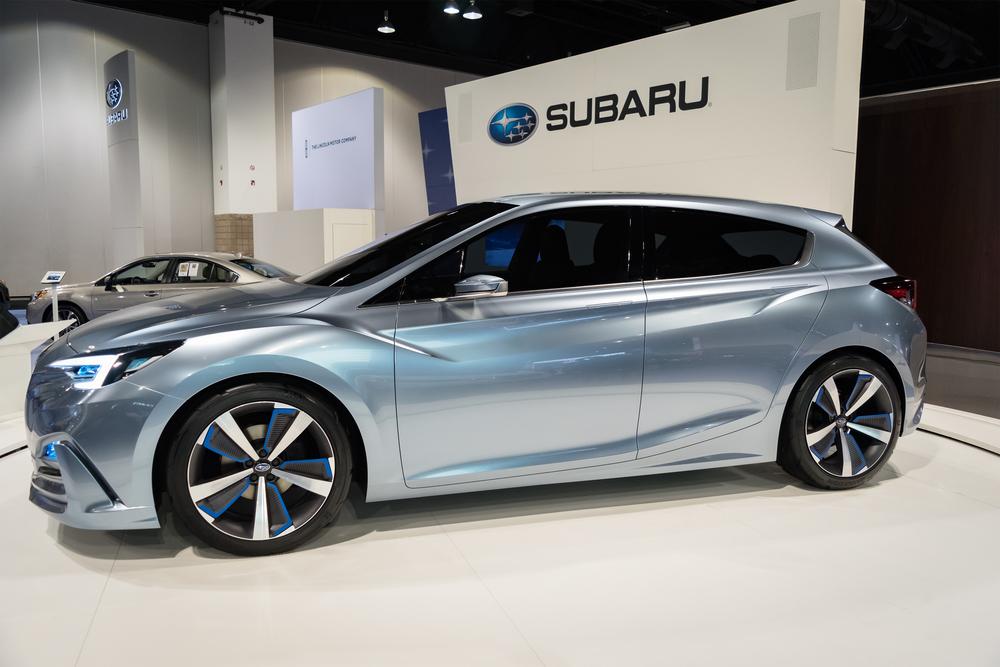 Subaru Prototype