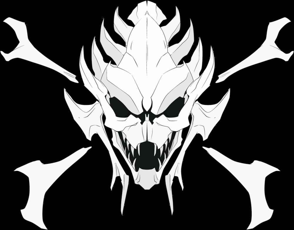 Turian Skull