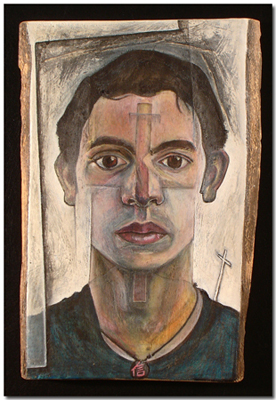 Autoportrait (Haiti)