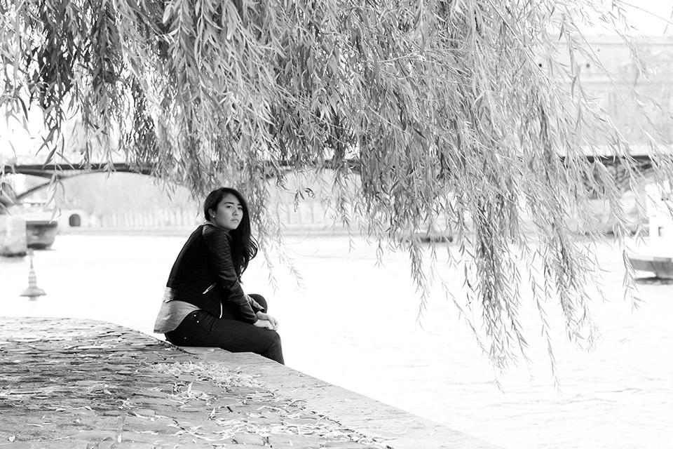 Paris. Photo by Mia Lin.