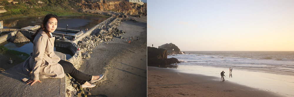 And my absolute favorite place of all: Sutro Baths