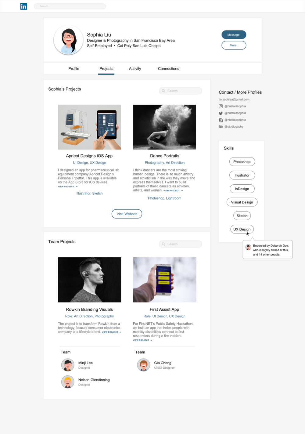 Linkedin Redesign Projects Final.png