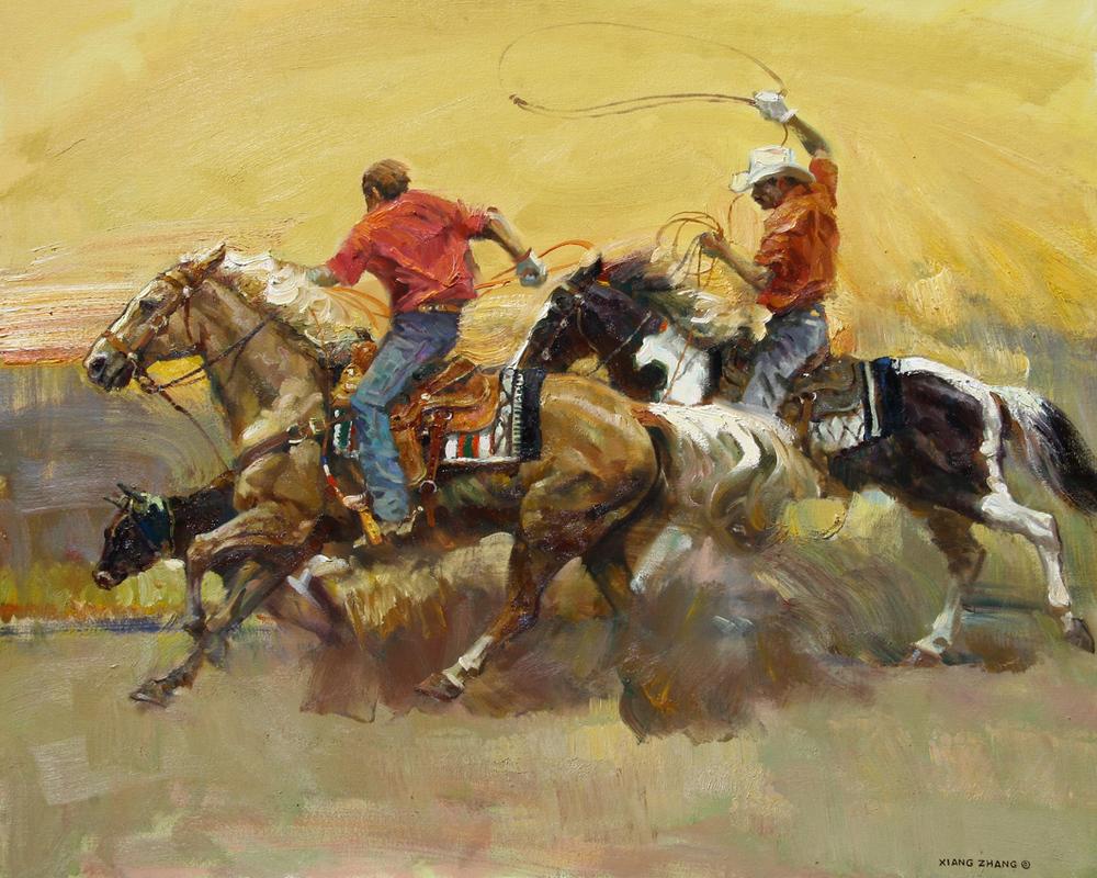 "Ranch Sport 32"" x 40""        A.C."
