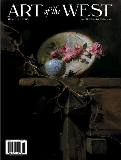 Art of the West (May-June 2005) - Cover