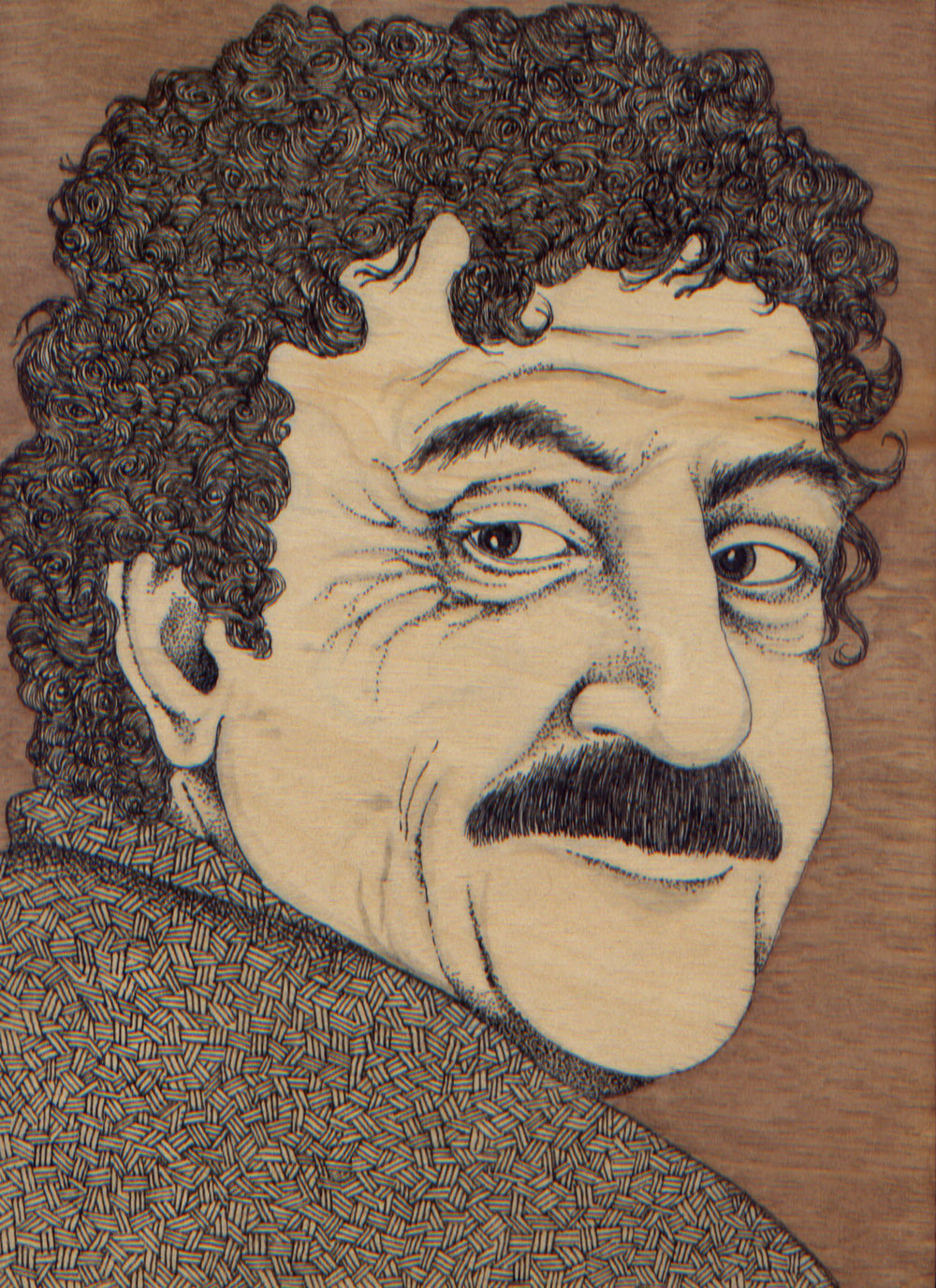 7 06 kurt vonnegut Mark lawson interviews the writer kurt vonnegut at the age of 83.