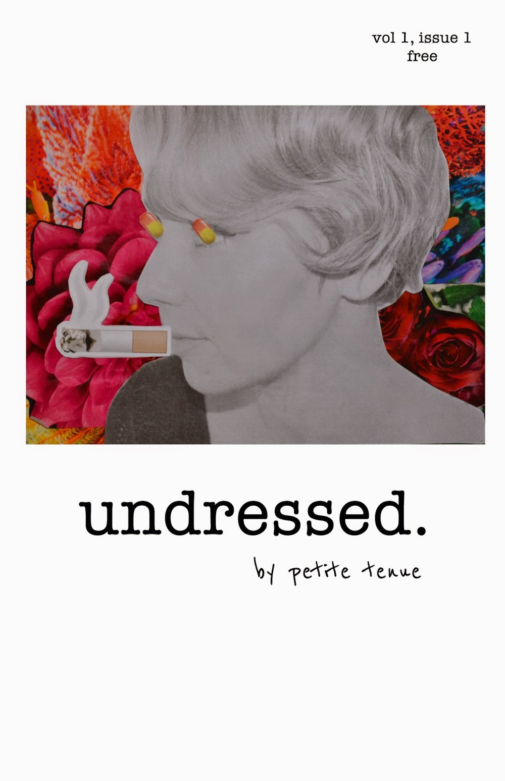 undressed, by petite tenue: vol 1 issue 1