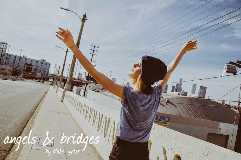 angels & bridges, by blake cyrier