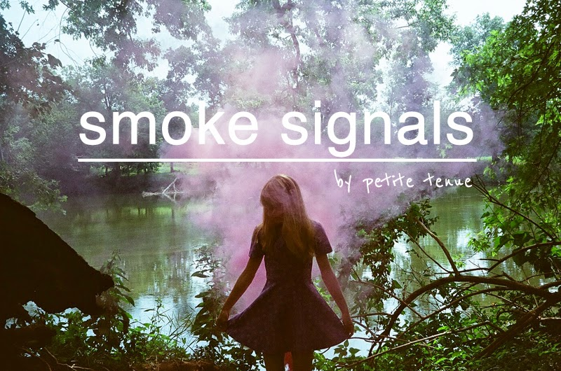 smoke signals, by petite tenue