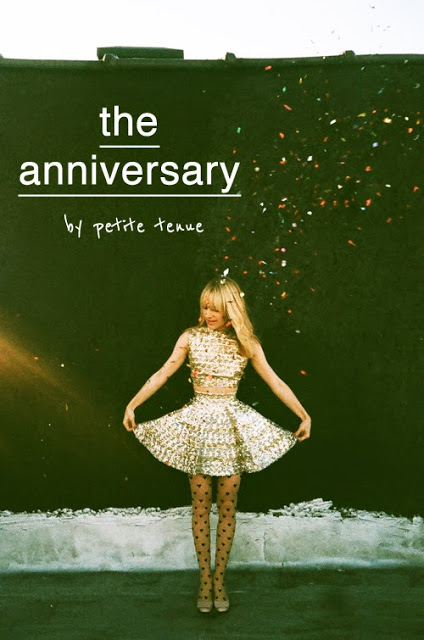 the anniversary, by petite tenue