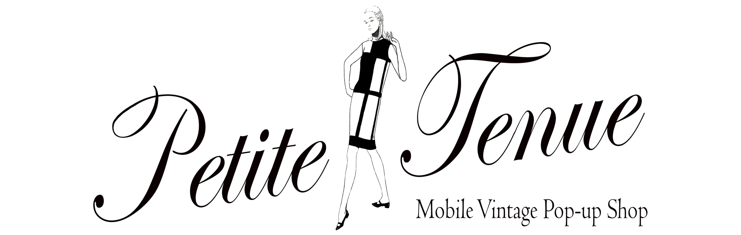 petite tenue: mobile vintage pop-up shop