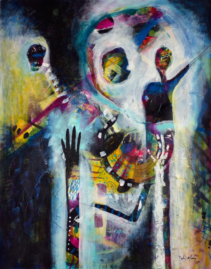 Dancing with Skulls