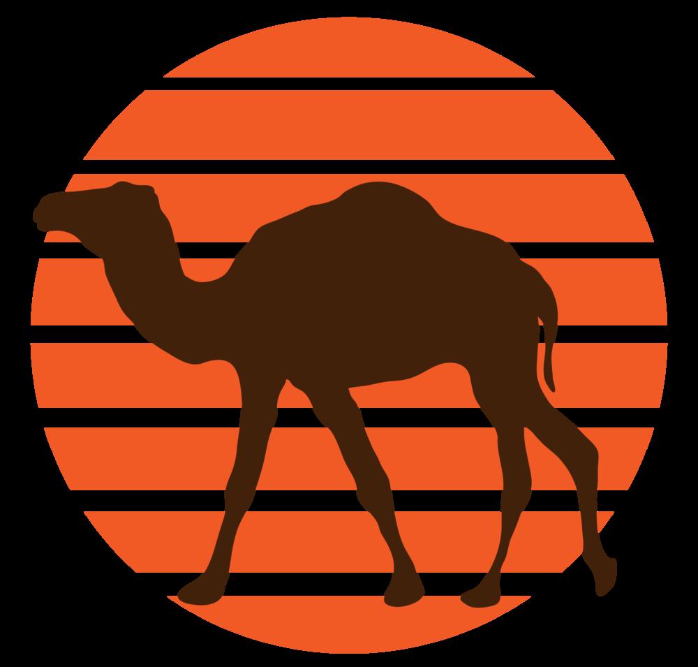 Closed hose camel