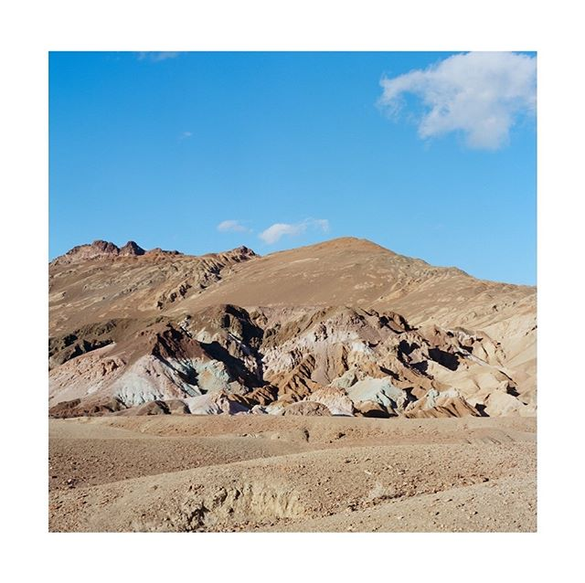 Death Valley . . . . . .  #hasselblad500cm #ektar100 #kodak #hippomag #deathvalley  #gominimalmag  #deathvalleynationalpark #somewheremagazine  #taintedmag #ishootfilm #imaginarymagnitude #paperjournalmag #burnmagazine #weltraumzine #oksfieldmag  #dazedandexposed #mytinyatlas  #rentalmag  #anotherplacemagazine #minimalzine  #artwista_gallery #furnacecreek #lensculture #millennium_images #palepalmcollection #photo_collective #rentalmag