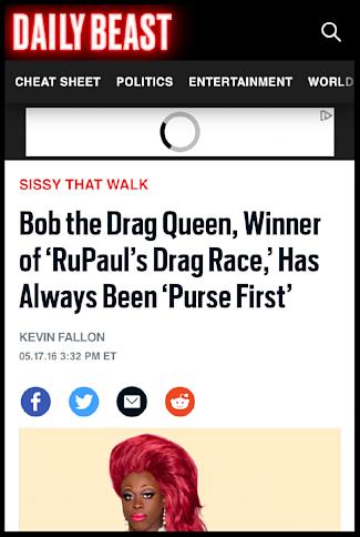 Daily Beast | Bob