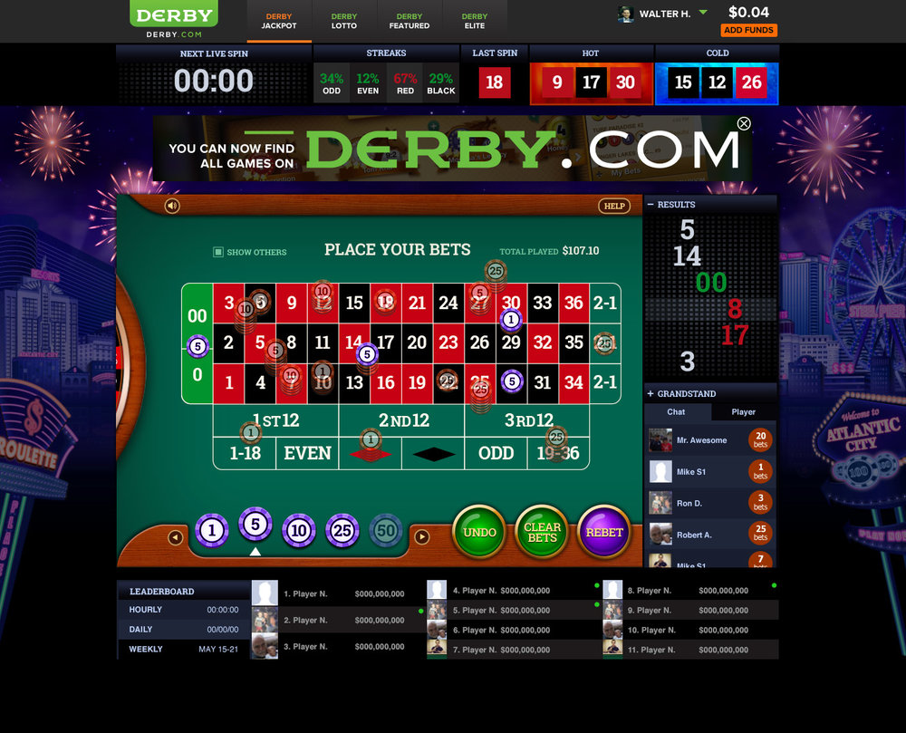 Roulette html code most haunted online