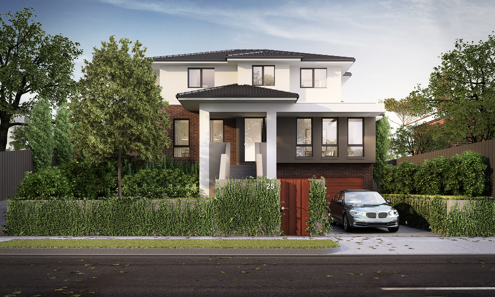 balwyn north apartments Hub group townhouse balwyn high school