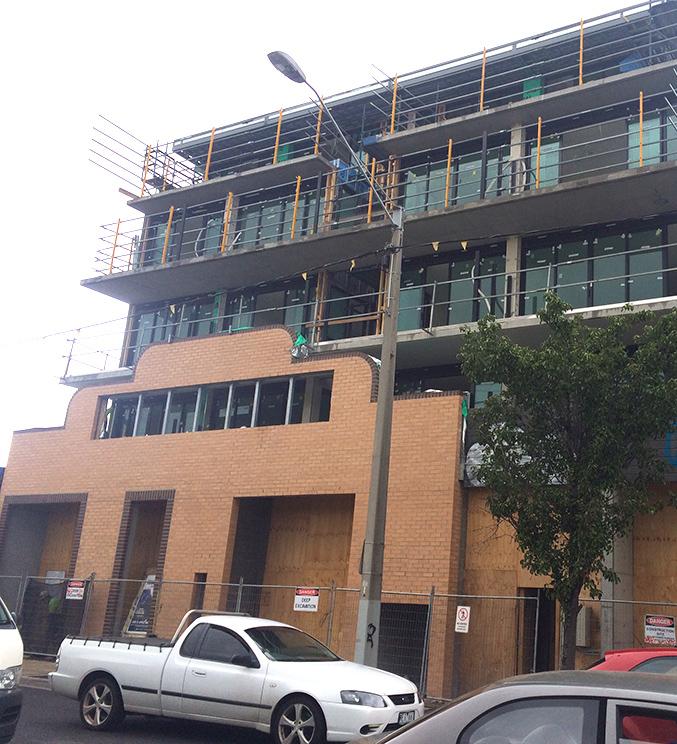 February Construction 2016
