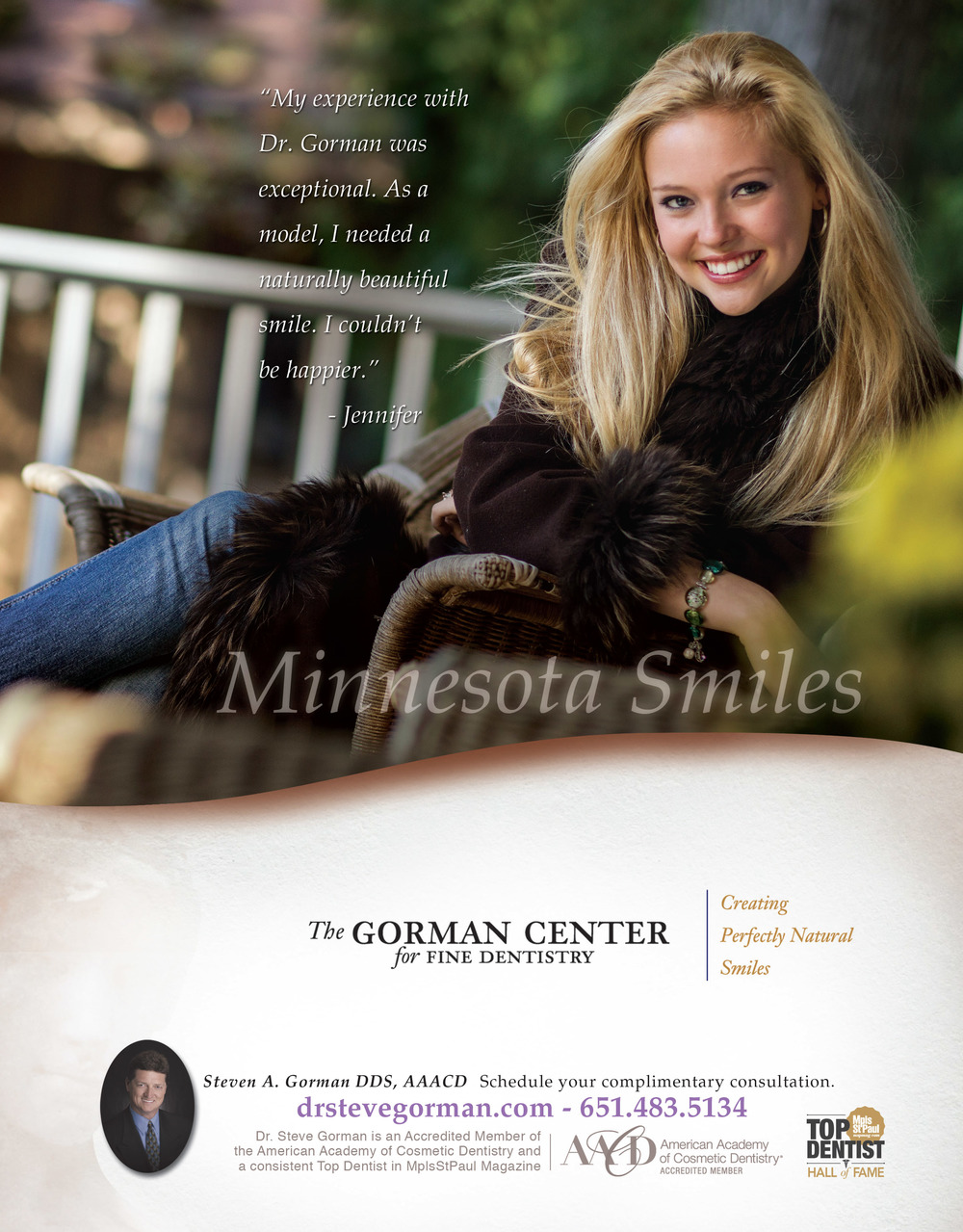 The Gorman Center of Fine Dentistry