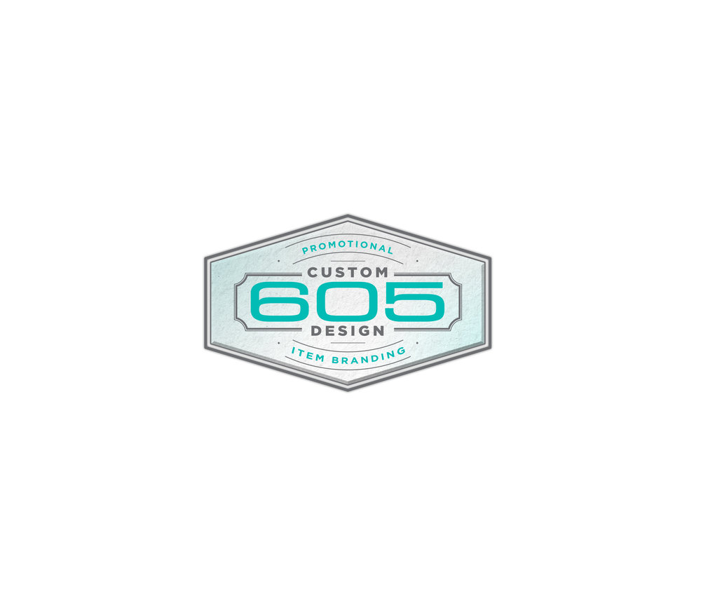 605 Custom Design Promotional Logo
