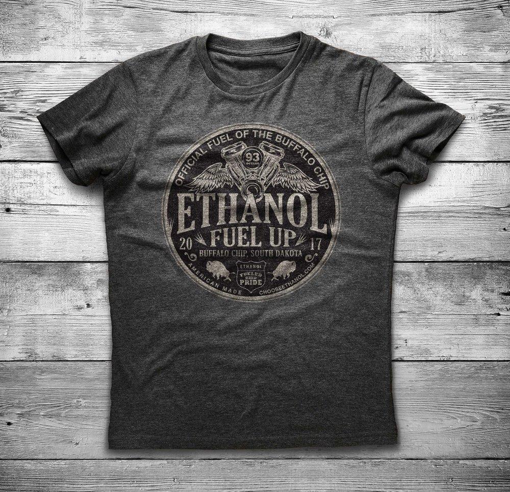 2017 Sturgis Ethanol Fuel Rally Shirt