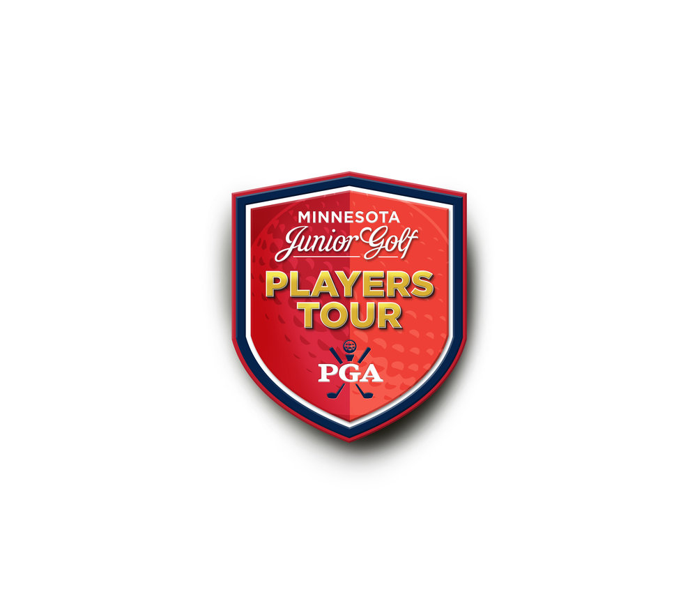 PGA of Minnesota Junior Golf Logo Design
