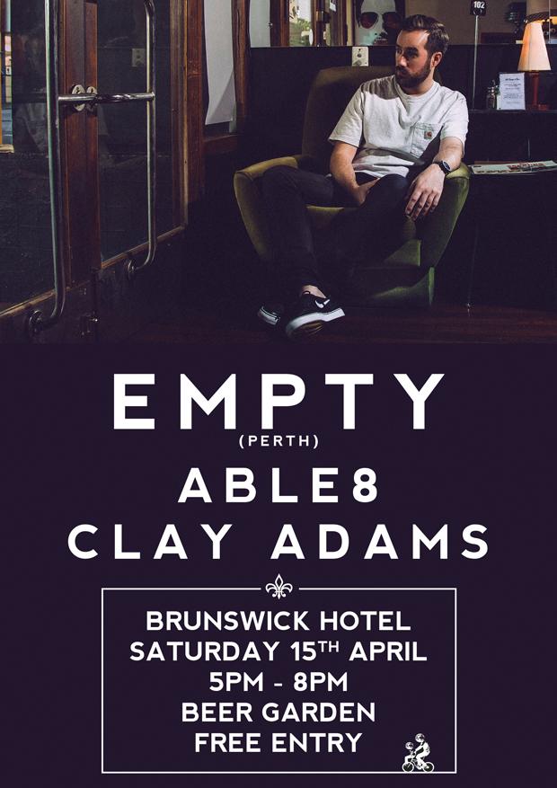 Empty at The Brunswick Hotel Melbourne