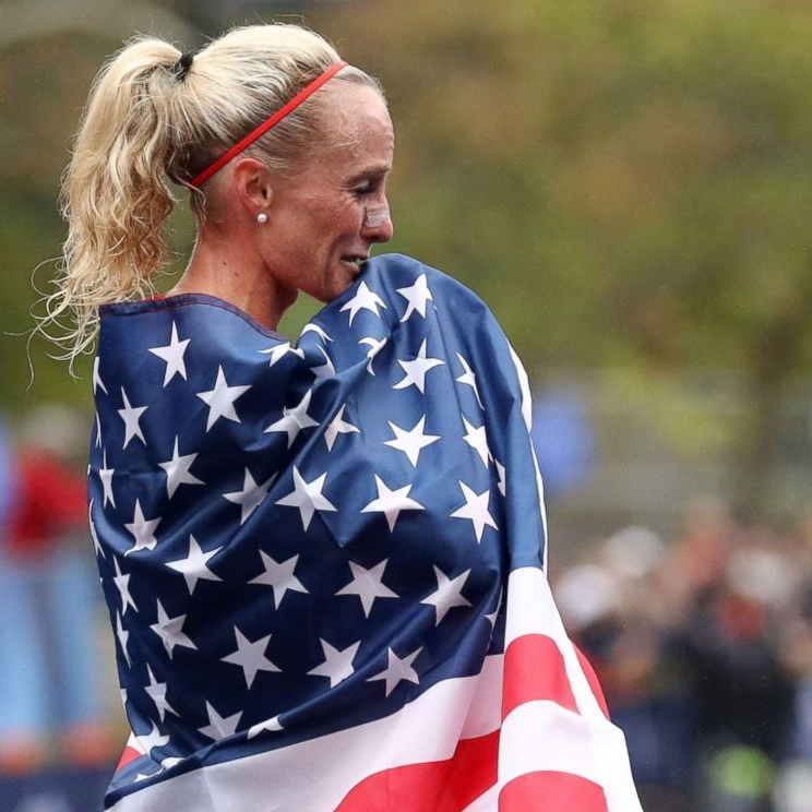 - Flanagan dethroned Mary Keitany on Sunday and became the first American woman to win the New York City Marathon since 1977, potentially ending her decorated career with her first major marathon victory.