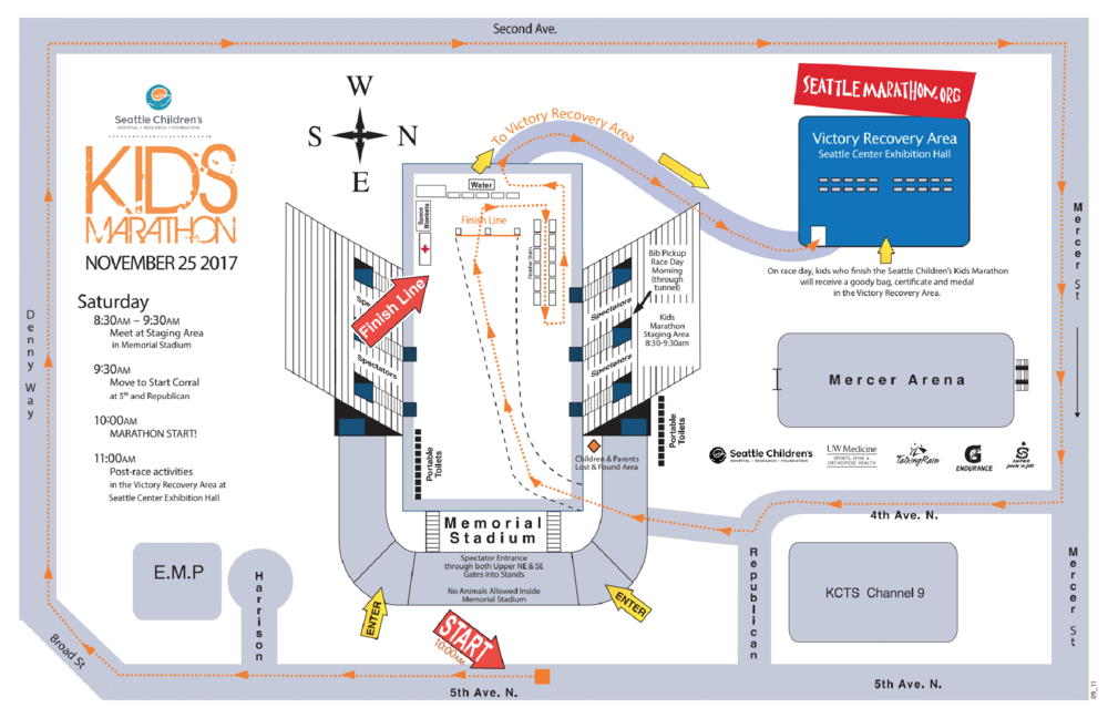 2017 EVENT INFO & AFFECTED STREETS MAP PDF