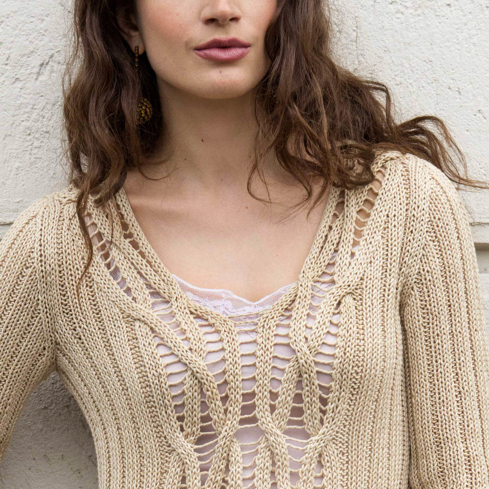 Giuliano&GiusyMarelli_Pull Onde di sabbia_Detail_Knit 'd' Crochet Collection_.jpg
