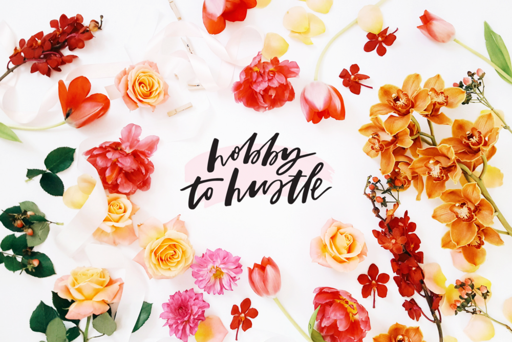 Ceate your dream lifestyle. - Turn your floral hobby and passion into a profitable business.