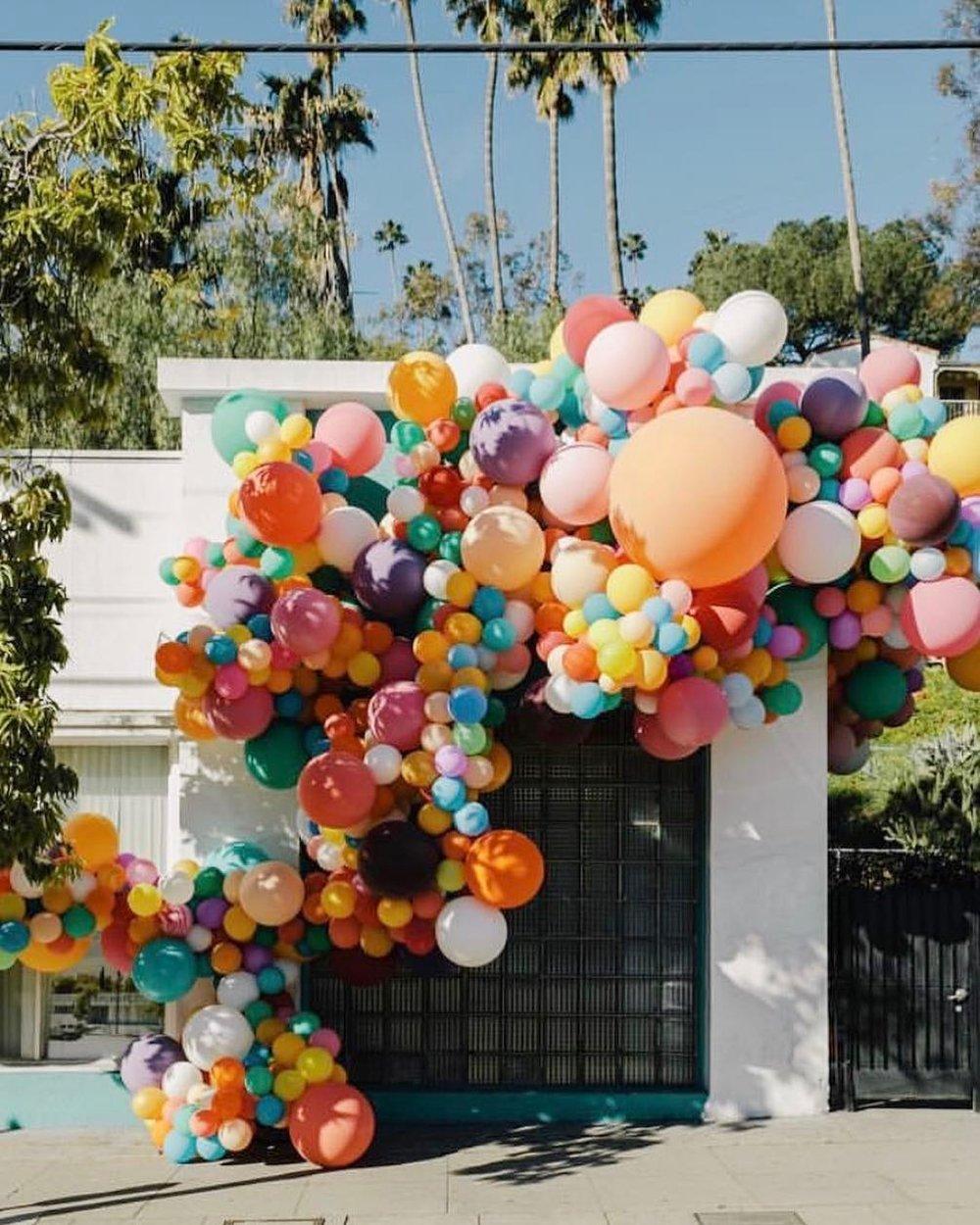 Photography via  geronimo balloons