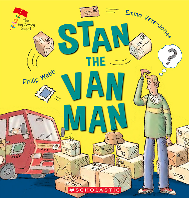 Stan the Van Man   Miss Mickle's Post Shop is in chaos. Her van driver has walked off the job, and there's no-one to deliver the mail. Neighbour Stan says he'll help out. But he's hiding a secret, that may cause even more chaos than before.     Find out more