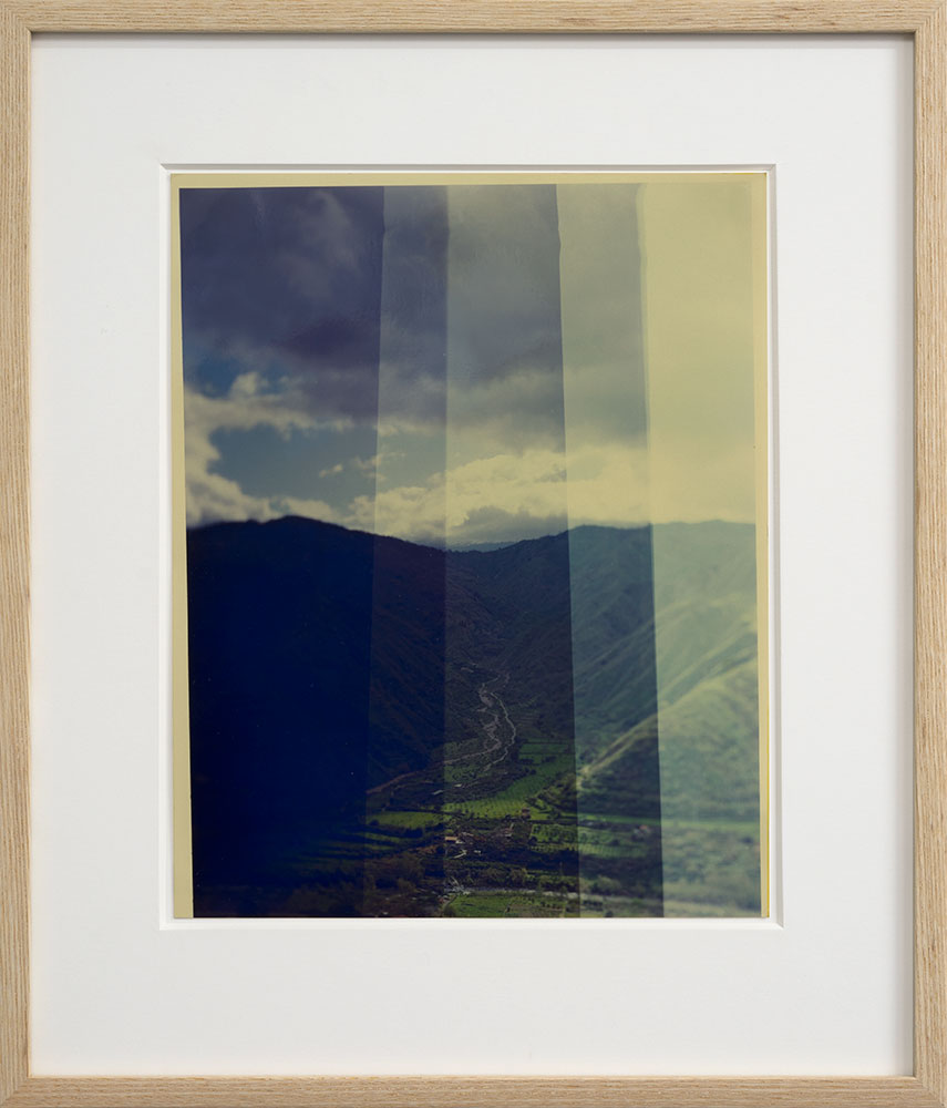 Clearing Over Sicily   5/8   C Print from negative   20,5 x 25,5 cm   2018