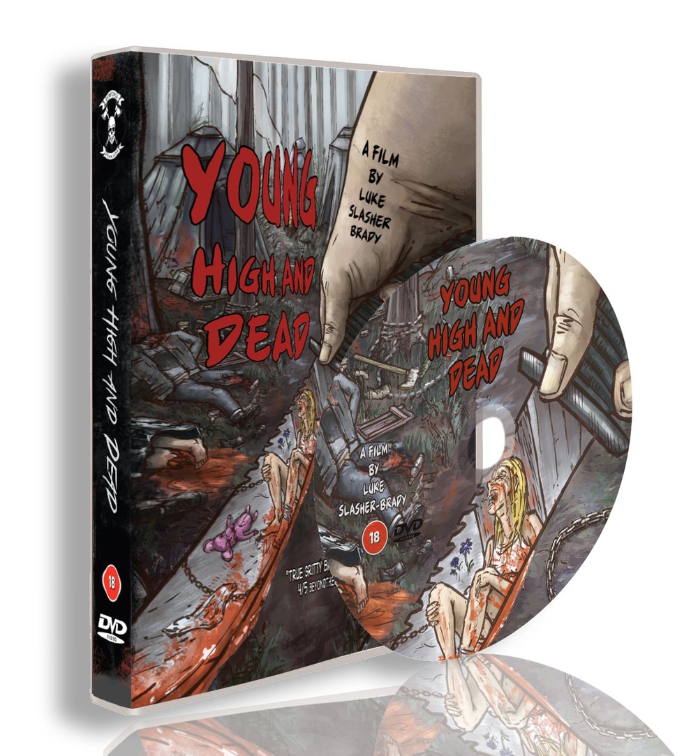 Limited Edition Dirty 8mm Version of YHAD limited to just 100 copies