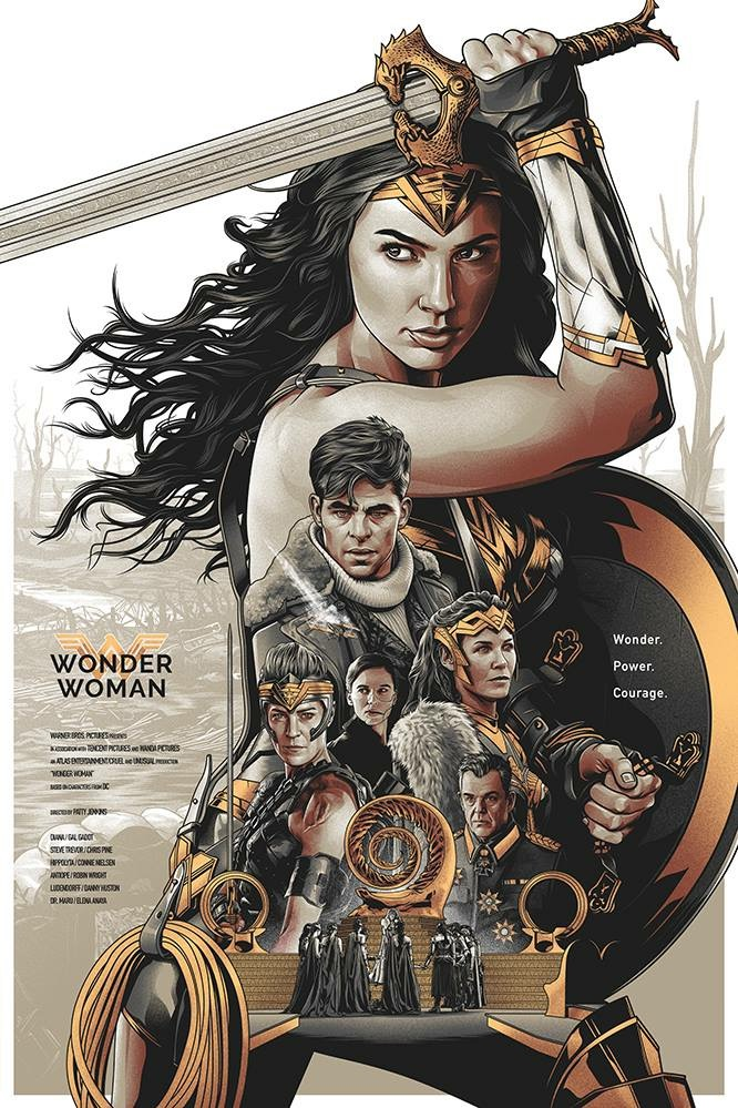 Wonder Woman - Variant