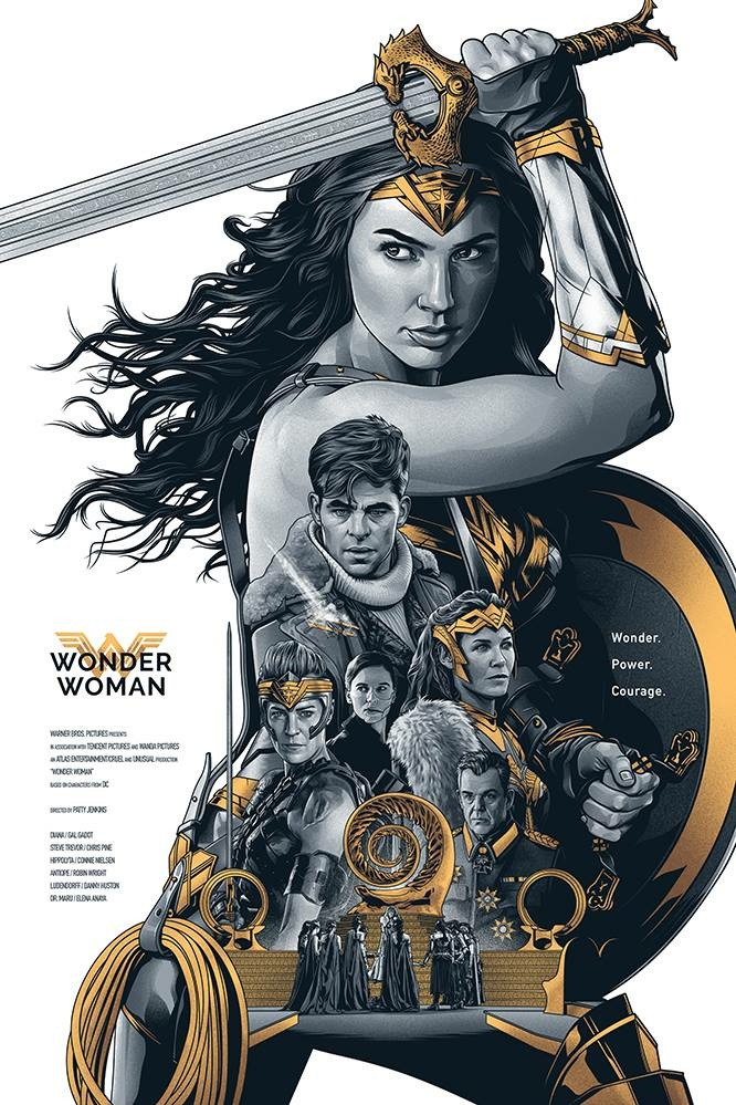 Wonder Woman - Regular