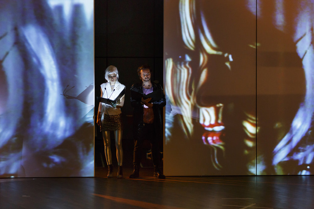 Liquid Cristal Display – Musiktheater Zürich