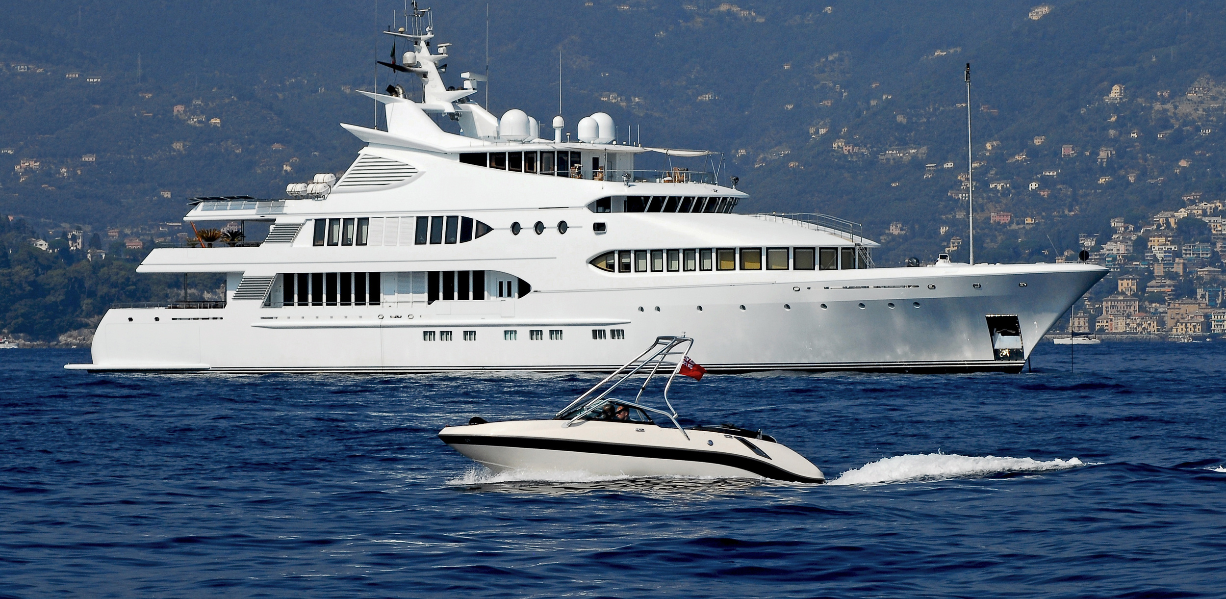 Crewed Yacht Charter for holidays