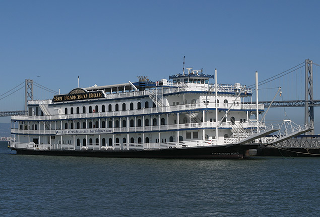 Up to 1,000 Guests   Great for Corporate Outings, Proms & Large Special Events. The largest capacity dining yacht on the West Coast.