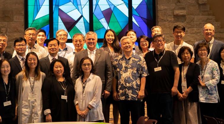 Korean-English AG Fellowship - AG News | November 5, 2018