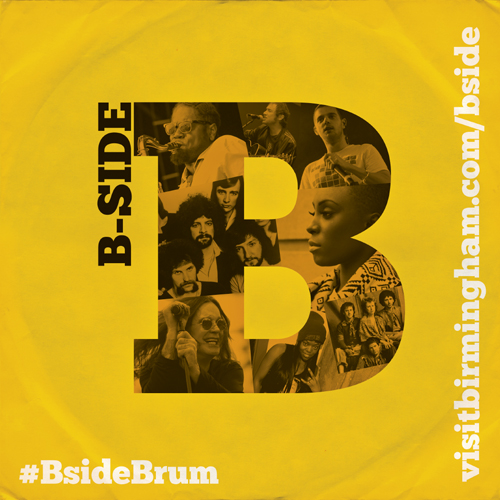 Visit Birmingham.   The B-side project