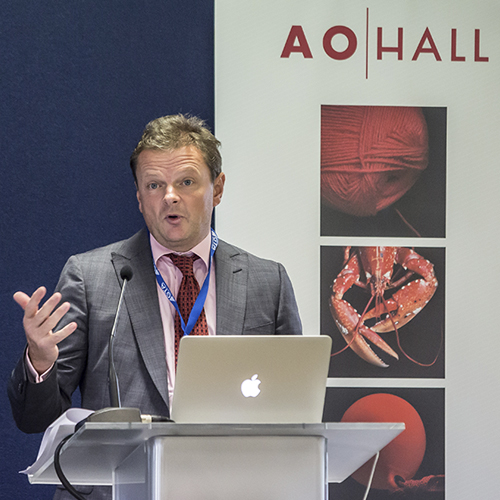 AO Hall.   Helping build a legal sector brand.