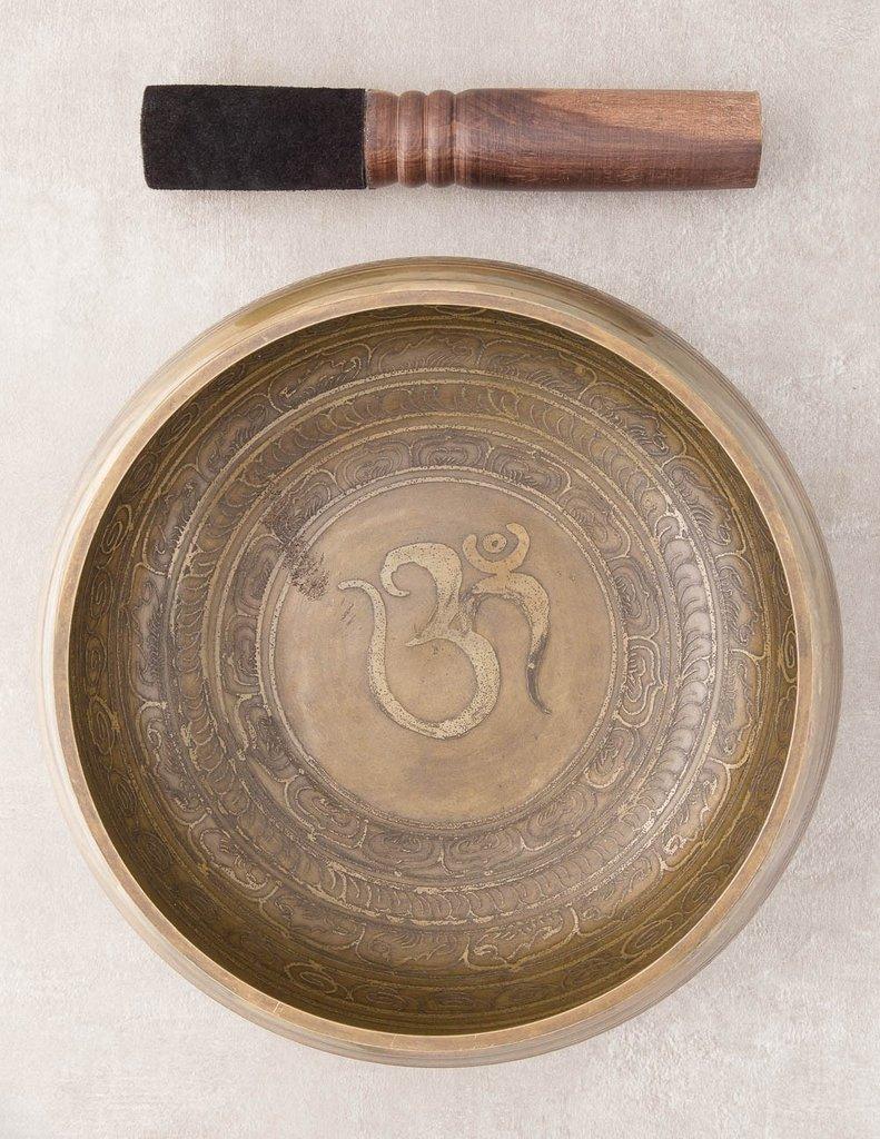 Campana Tibetana, singing bowl