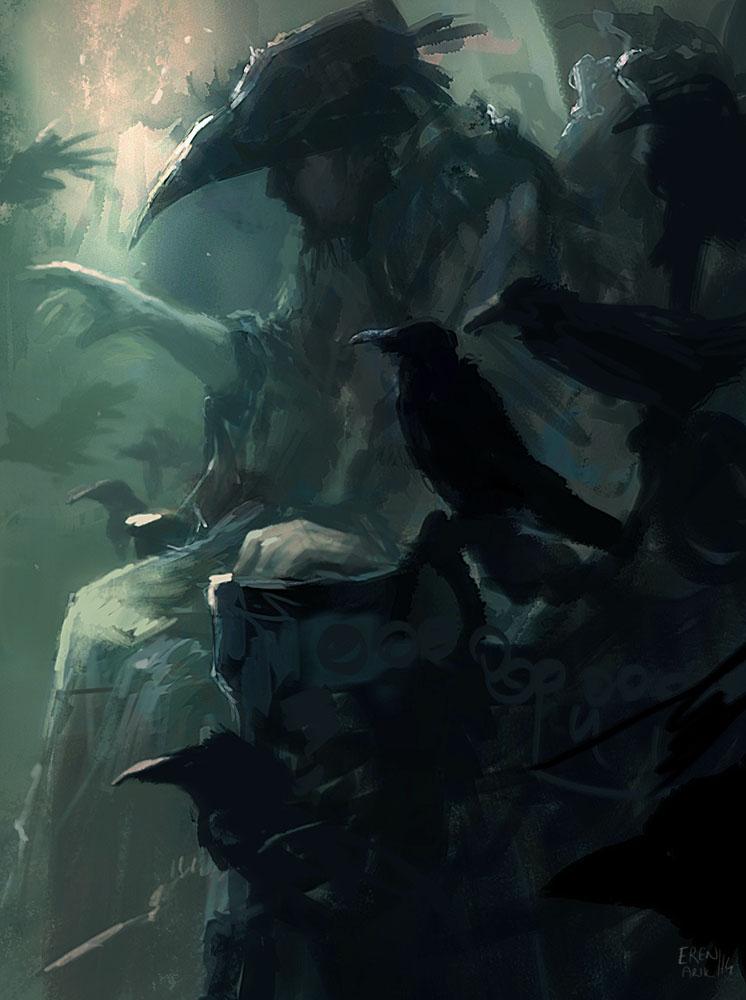 raven_king_speedpainting_by_erenarik-d74y83p.jpg