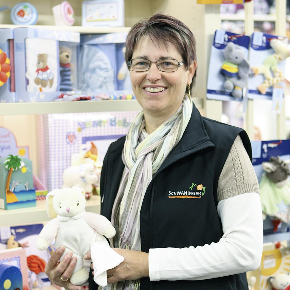 Doris Brandenberger - Warenbewirtschaftung