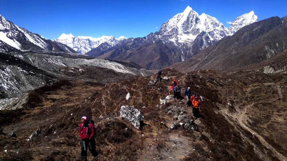 Yala Peak is a superb non technical climb in the Langtang region