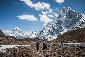ChoLaPass - Photo from AdamAngel - Khumbu Three Peaks
