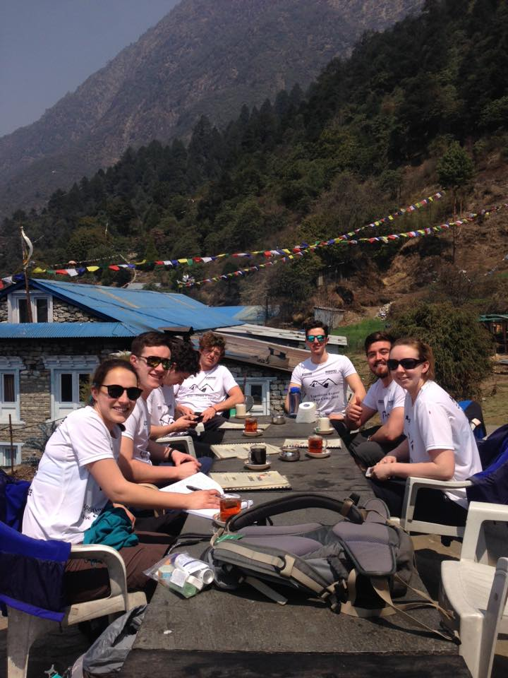 Rest Day in Namche Bazaar
